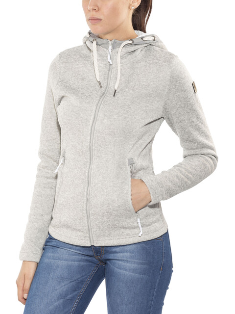 Icepeak Tess Midlayer Jacket Women light grey